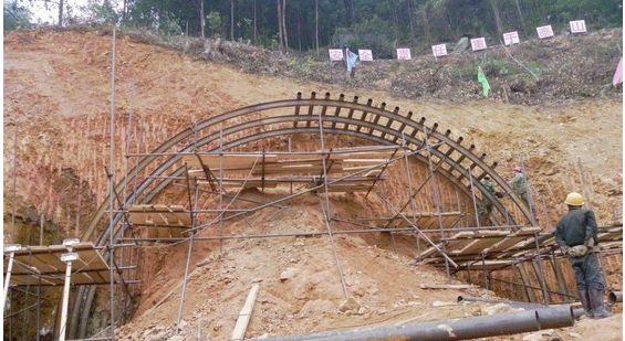 隧道管棚管