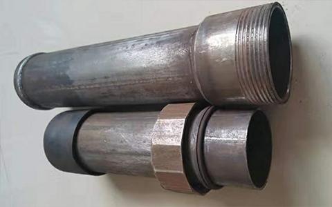 螺旋式声测管
