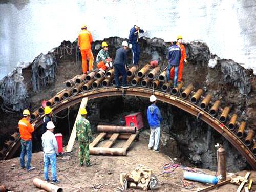隧道小导管与管棚管有什么不同