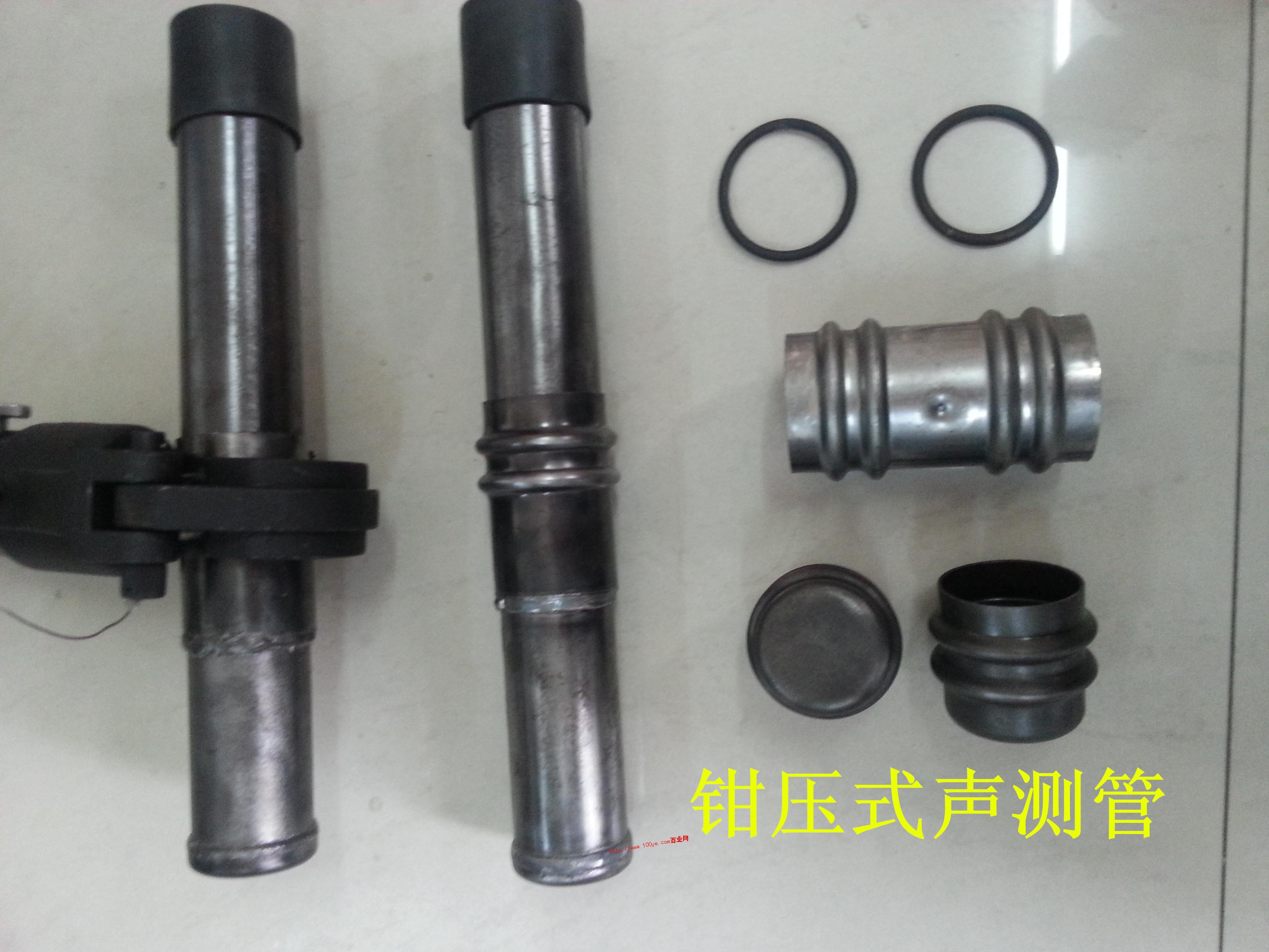 钳压式声测管特点与钳压式声测管型号